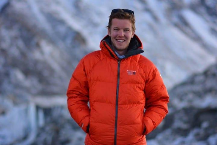 Nic Dumesnil Everest 2015