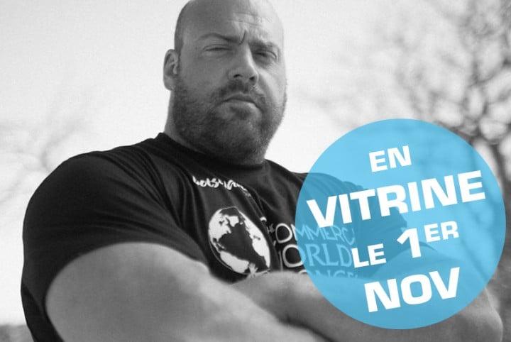 Jean-François Caron Vitrine