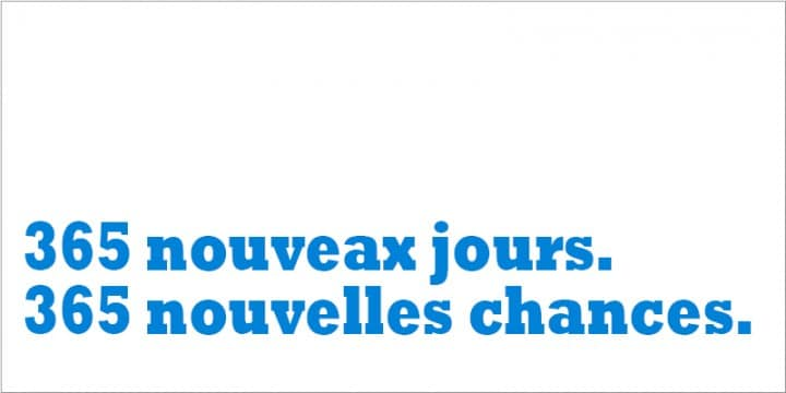 Conférenciers Québec, Formation, Motivation et Team Building - Formax - 365 jours, 365 nouvelles chances