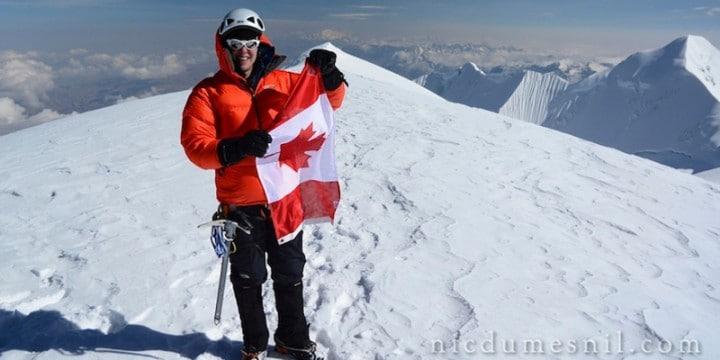 Conférenciers Québec, Formation, Motivation et Team Building - Formax - En route vers l'Everest ! - Nic Dumesnil