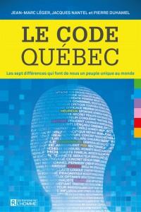 Couverture Le Code Québec