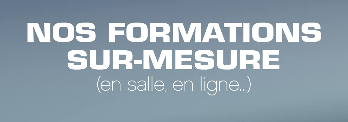 Conférenciers Québec, Formation, Motivation et Team Building - Formax - Nos formations sur-mesure