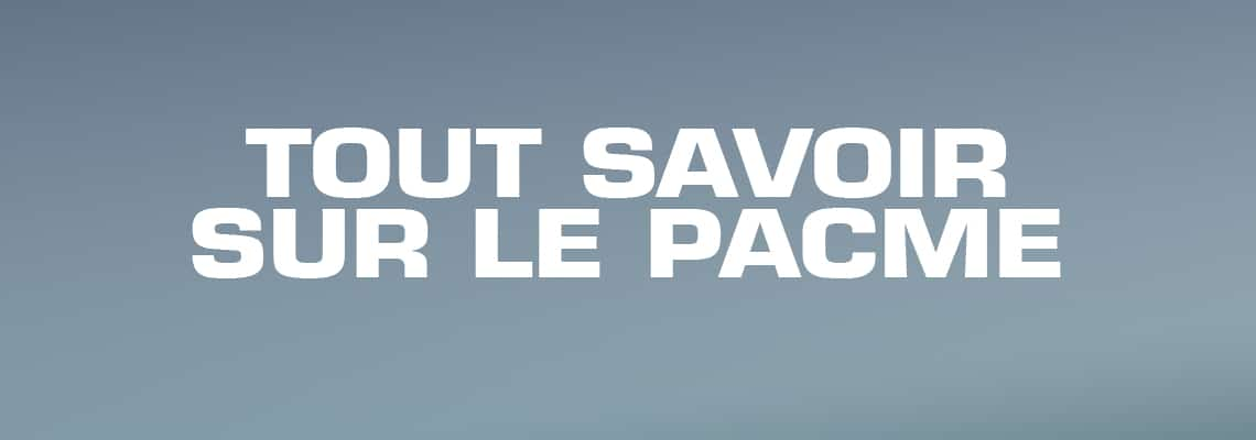 Conférenciers Québec, Formation, Motivation et Team Building - Formax - Admissibilité PACME
