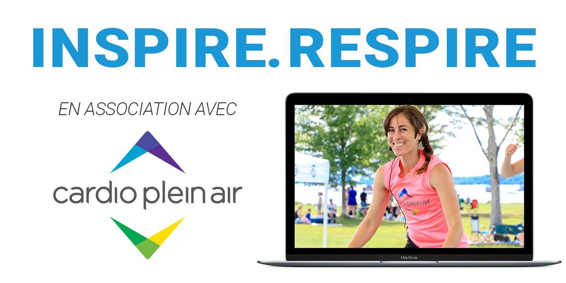 Conférenciers Québec, Formation, Motivation et Team Building - Formax - Forfait INSPIRE/RESPIRE