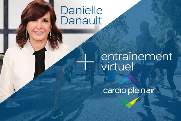 Conférenciers Québec, Formation, Motivation et Team Building - Formax - Forfait Conférence Danielle Danault + Entraînement virtuel