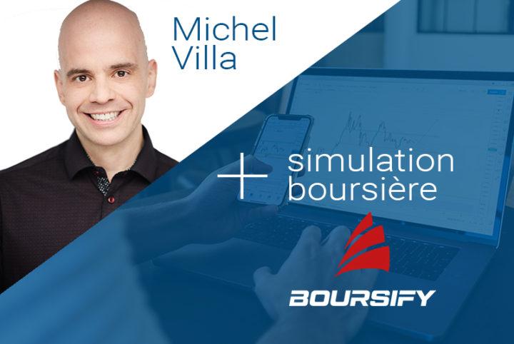 Conférenciers Québec, Formation, Motivation et Team Building - Formax - Forfait Conférence Michel Villa + Simulation Boursière