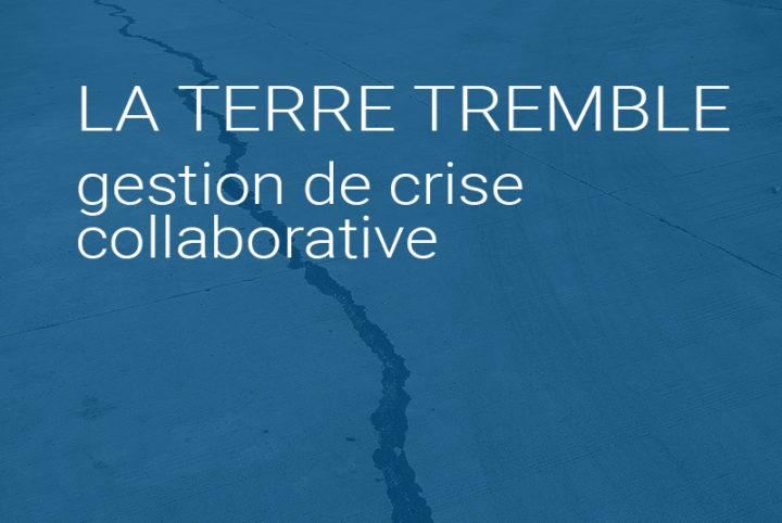 Conférenciers Québec, Formation, Motivation et Team Building - Formax - La terre tremble - TeamBuilding virtuel